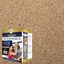 canyon gold countertop refinishing kit 4 count