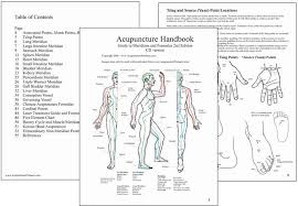 Chinese Meridian Chart Pdf 42 Logical Acupressure Points Chart Free Download