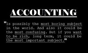 Accountancy Inspirational Quotes