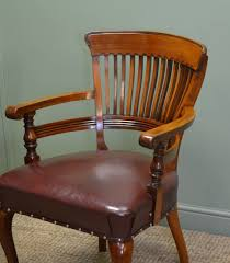 victorian office chair. Fabulous Quality Victorian Solid Walnut Antique Pair Of Office Chairs Chair A