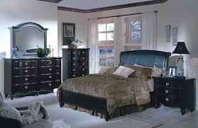 Leather Bedroom Furniture Bedroom Furniture Set With Leather Headboard 130 Xiorex