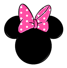 Minnie Mouse Pattern Simple Design
