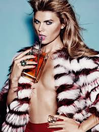 Maryna Linchuk In The Raw