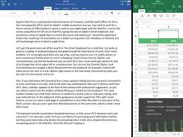 micresoft word microsoft word for ipad review rating pcmag com