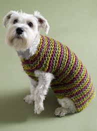Free Knitted Dog Sweater Patterns