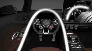 audi 2015 r8 interior. Perfect 2015 2015 Audi R8 Interior Animation On Interior YouTube