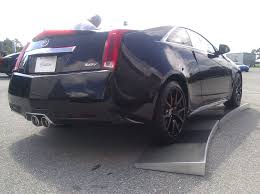 Test Drive: Track Test - 2013 Cadillac CTS-V