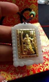 guan yu pendant luxury accessories