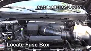 replace a fuse 2009 2014 ford f 150 2010 ford f 150 svt raptor replace a fuse 2009 2014 ford f 150 2010 ford f 150 svt raptor 6 2l v8