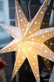 How To Make A Christmas Star With Chart Paper How To Make Christmas Star With Paper How To Make A