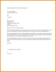Formal Job Offer Template Sample Job Offer Letter Template Recommendation Simple