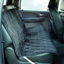 Amazon.com : Yes Pets Quilt Suede, Waterproof, Tear Proof Bench ... & Amazon.com : Yes Pets Quilt Suede, Waterproof, Tear Proof Bench Style Car  Seat Cover, 56-Inch by 47-Inch, Black : Pet Supplies Adamdwight.com