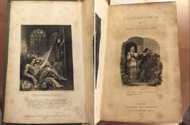 in addition to mary sey s textual interventions the 1831 edition includes the addition of the first printed ilration of frankenstein s characters