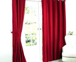 red and black curtains – sgpartyti.me