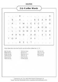 Kindergarten Word Search Puzzle Generator Subtraction Worksheets ...