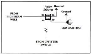 led light bar wiring kit gallery diagram beautiful for vvolf me led lights into high beam switch wiring diagram help diesel striking for light bar
