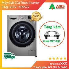 Máy Giặt Cửa Trước Inverter 9 Kg LG FV-1409S2V   Chính Hãng Giá Rẻ