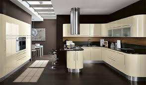 modern curved kitchen island. Modern-Venere-Curved-Kitchen-Islands-6 Modern Curved Kitchen Island E
