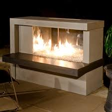 american fyre designs manhattan 59 inch outdoor natural gas fireplace cafe blanco gas log guys