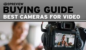 Video Camera Comparison Chart Best Cameras For Video In 2019 Digital Photography Review