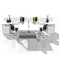charming white office. charming white modern office furniture about interior home design makeover with