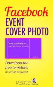 what s the correct facebook event image size it differs from the fan page and the