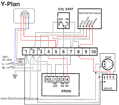 s plan wiring parallel wiring lights y plan heating system at Wiring Diagram For S Plan Heating System