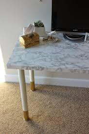easy peasy desk diy