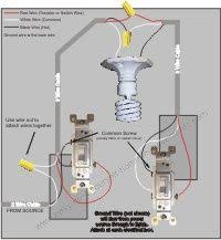 wiring diagram 3 way light switch in middle wiring diagram online wiring diagram 2 lights 1 switch at Wiring Diagram 2 Lights 1 Switch
