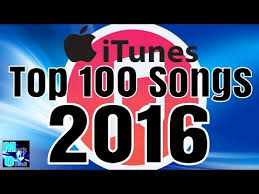 Itunes Top 10 Singles Chart Itunes Top 100 Songs Of 2016 Year End