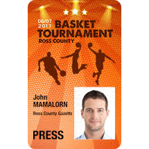 Event Badge Template Download And Personalize Badge Templates Badgy