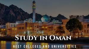 الدراسة في سلطنة عمان - طارق فلويد منح دراسية وفرص تعليمية الدراسة حول  العالم