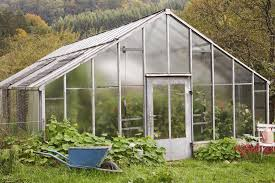 build a garden. Greenhouse Siding And Glazing Advice Instructions For How To Build A Garden With Polyethylene