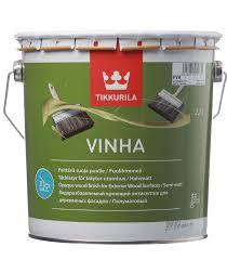 <b>Антисептик Tikkurila Vinha</b> декоративный для дерева белый ...