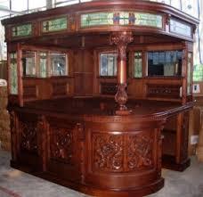 in home bar furniture. Perfect Bar Oak Home Bar Furniture 1 In Home Bar Furniture G