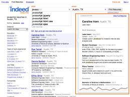 Indeedeng Building Indeed Resume Search Resume Ideas Indeed Resumes