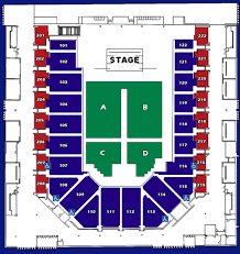 Nfr 2018 Seating Chart Seating Charts Casper Events Center