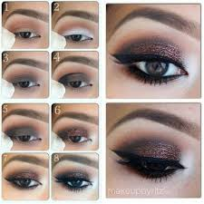 the stunning flash makeup ideas for new years eve