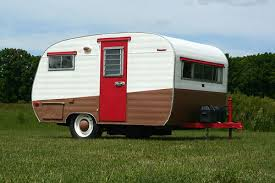 Small Picture Traveling in teardrop trailers and mini camperscomfy and fun