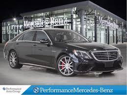 Certified Pre-Owned 2015 Mercedes-Benz S-CLASS S63 AMG 4-Door ...