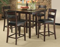 tall round kitchen table fresh counter height dining table set new room bar with bench high tables