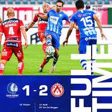 KAA Gent - 1-2 (FT) | Genoeg druk en kansen in de tweede...