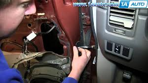 how to install replace front door check strap 2004 14 nissan an and armada you