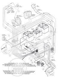 Gas Club Car Precedent Wiring Diagram Club Car Precedent Schematic