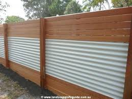 corrugated metal fence diy corrugated metal privacy fence image of simple