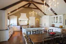 Vaulted Kitchen Ceiling Lamantia Crystal Cabinets Win The Nari Coty 2014 Kitchen Award