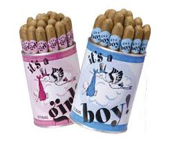 Sam Houston Baby Announcement Products Finck Cigar Company
