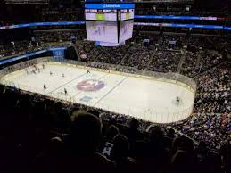 Barclays Arena Hockey Seating Chart Barclays Center Section 222 Home Of New York Islanders