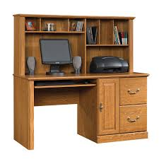 computer hutch home office traditional. Sauder Orchard Hills Traditional Computer Desk Hutch Home Office F