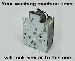 how to repair a washing machine stuck on one cycle washing machine timer